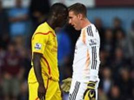 Mario Balotelli 'not complicated' insists Brendan Rodgers as Italian striker involved in controversy for first time at Liverpool