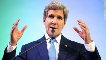 climate change shouldn't distract kerry from urgent response needed for isis, ebola
