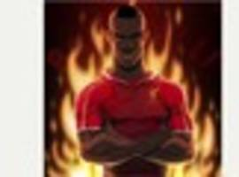 Liverpool star Mario Balotelli abused for 'Man UTD LOL' tweet...